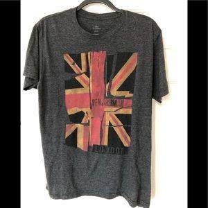 Ben Sherman Designer gray London shirt M